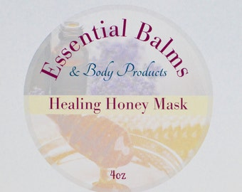 Healing Honey Mask - 4 oz