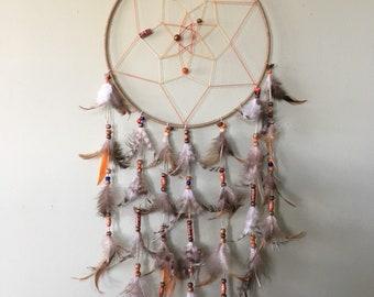 Handmade boho Dream Catcher