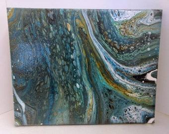 Abstract Acrylic Art No. 11