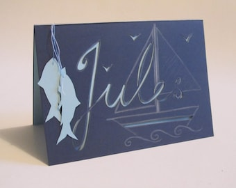 Unique card to the name of Jules