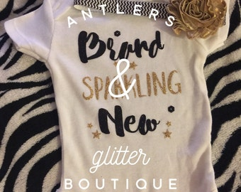 Brand Spanking New Onesie