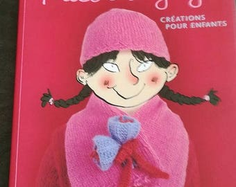 Book knitting galore: children