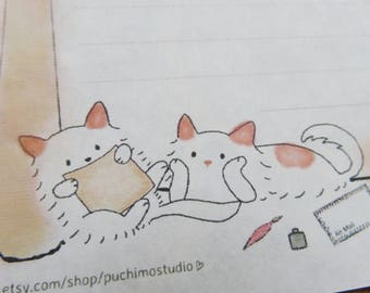 LONG letter / Penpal Kitty