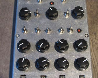 Particle Smasher + // touch control // Synth / Sound Generator // signal processor // effect unit // Electro Lobotomy ( pre order )