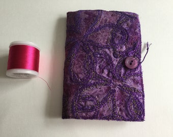 Decorated Small notebook