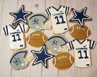 Cowboys Cookies
