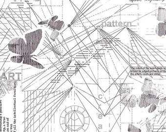 Avantgarde - Bauhaus Dissection - Katarina Roccella - Art Gallery Fabrics (AVG-28902)