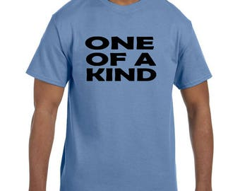 Funny Humor Tshirt One Of a Kind model xx10216
