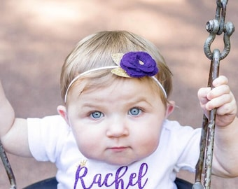 Baby Girl Clothes, Personalized baby Clothing, Baby Name Shirt, Glitter Shirt Girls, Baby Shower Gift, Newborn Take Home Outfit