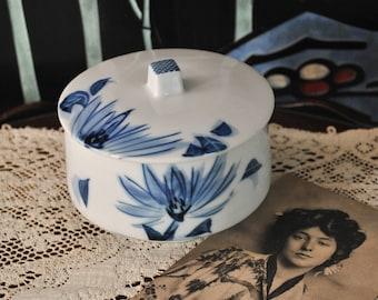 Asian Style Porcelain Box