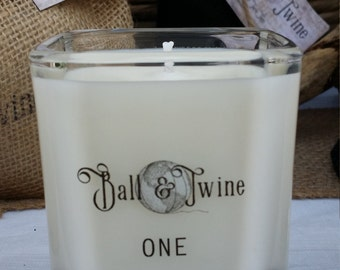 Ball & Twine ONE Soy Candle 9oz