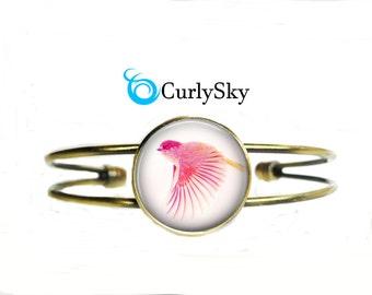 Rosy Pink Bracelet Pastel Pink Bracelet Pastel Rosy Bracelet Pink jewelry Bangle Pink Rosy Bangle Pastel Pink Jewelry Rosy Bangle Bracelet