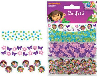 Girls Paper Confetti Value Pack (3 types)