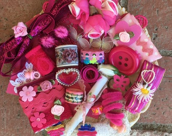 Pretty in Pink--- Inspiration Kit ---