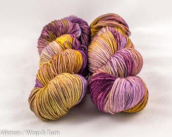 Royal paradise - Sock (Superwash Merino and Nylon)