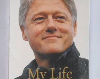 Vintage Audio Book My Life by Bill Clinton