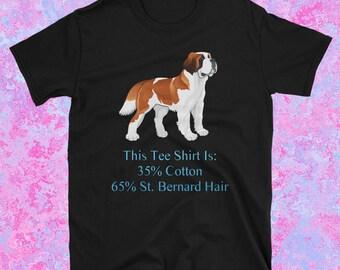 St Bernard T Shirt, St Bernard Shirt, St Bernard T-shirt, St. Bernard Tshirt, St Bernard Tee, St. Bernard, Funny St. Bernard Shirt
