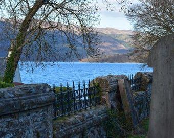 Luss Parish Church (Loch Lomond, Luss, Scotland)