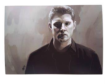 Dean Winchester. Lost