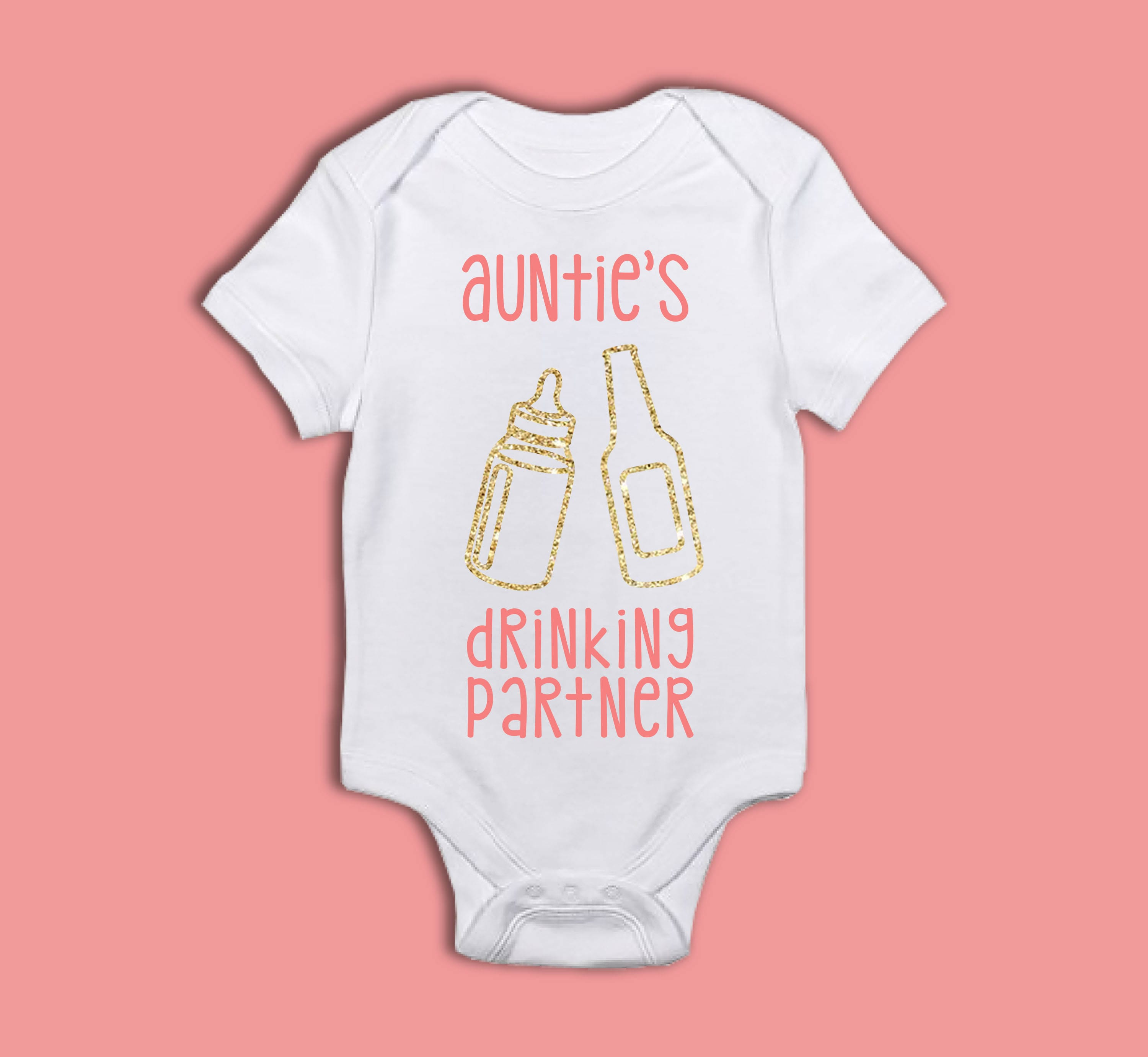 Aunties drinking partner aunts drinking buddy custom onesie aunties drinking partner aunts drinking buddy custom onesie t shirt baby toddler niece nephew aunt gift uncle personalize negle Choice Image