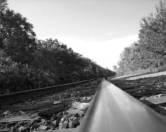 On The Tracks Too 8x10