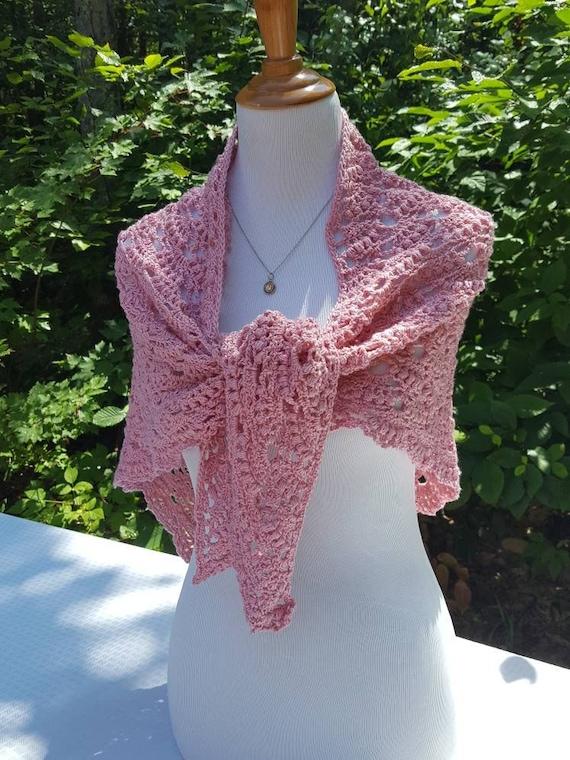 Pink bridal shawl, mother of the bride shawl, pink popcorn wrap, summer wedding shawl, red carpet shawl wrap, bridesmaid dress accessories