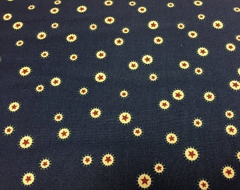 Patriotic Circled Stars from Andover by the yard
