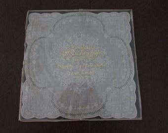 Silk Handkerchief from China