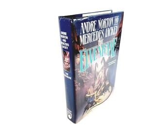 Elvenbane Hollow Book Box Book Safe Secret Storage Book - Secret Book - Secret Book Safe w \ hidden storage compartment