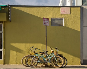 Bicycles - Venice, CA  2017
