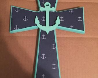 12 inch anchor cross