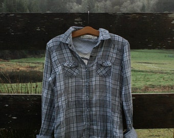 Soft grey flannel (sz: S)