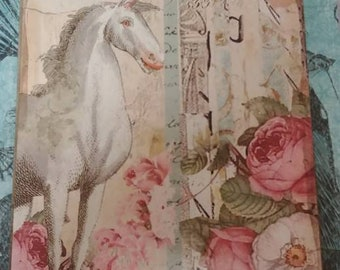 Altered Vintage Notebook
