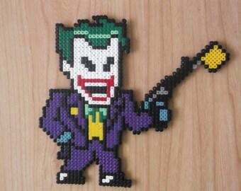 Robin or Joker Perler Beads/ Pixel Art