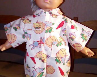 Handmade clothing doll 45 to 50 cm combination