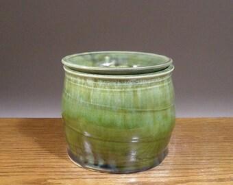 Dip Chiller , Cool Dip Pot, Pottery Chiller , Handmade Dip Cooler , Perfect for Summer Pinics !