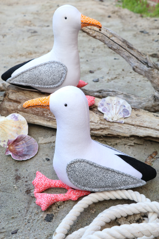 Gary glen seagull plush sewing seagull pattern seagull zoom jeuxipadfo Gallery