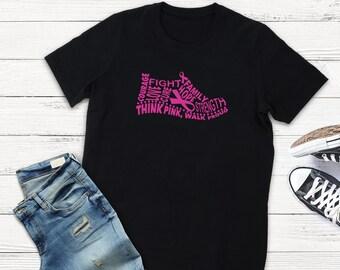 Cancer T-Shirt ~ Breast Cancer~ Tshirt