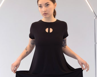 Black Moon Maxi Dress