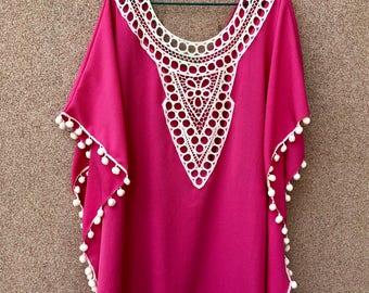 Bata Mariana Lisa in Pink and white