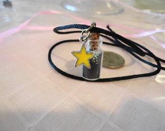 Night sky pendant