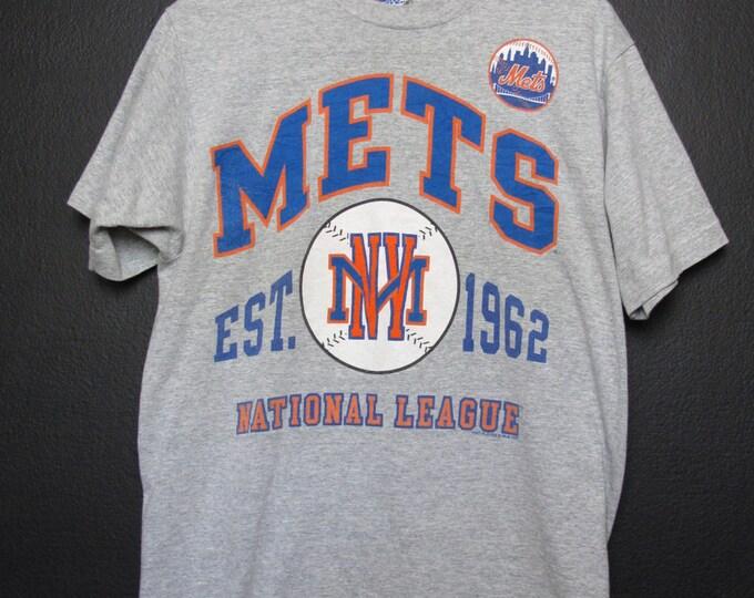 New York Mets MLB 1997 vintage Tshirt