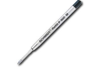 Quality Schmidt Pen Refill P 900 G2 - Medium Ballpoint Refill - Parker Style