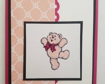Card - Handmade Homemade w/envelope