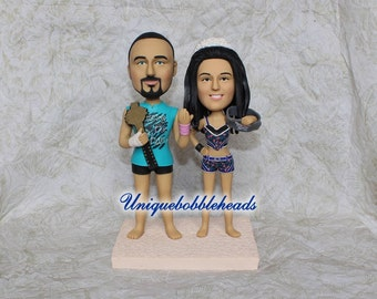 Wwe Cake Toppers Etsy
