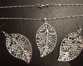 Set for professional 925 sterling silver