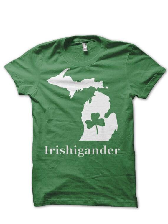 Irishigander t-shirt