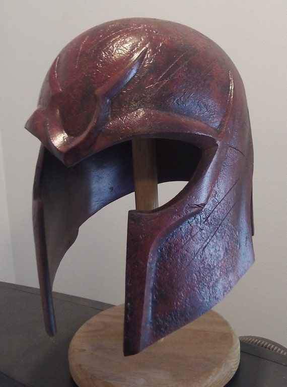 magneto helmet days of future past rear design