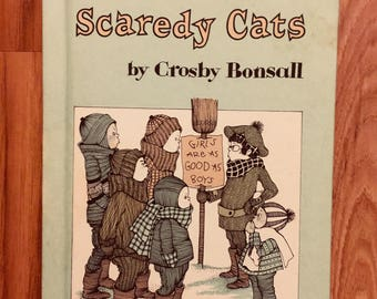 The Case of the Scaredy Cats, An I Can Read Mystery