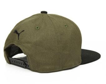 Evercat Flat Bill Snapback Hat by Puma
